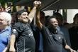 Pele tiếc thương Maradona: Mong có ngày được chơi bóng cùng nhau ở thiên đường