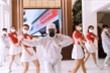 Địa ốc Nam Dương 'tiếp lửa' chống Covid-19 bằng vũ điệu 'Ghen Cô Vy' ấn tượng