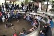 Công an đột kích sới đá gà ăn tiền 'khủng' ở Bắc Giang
