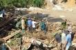 Ảnh: Tan hoang cảnh sạt lở vùi lấp 11 ngôi nhà khiến 19 người chết và mất tích