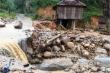Bão số 10: Quảng Ngãi sơ tán dân ở vùng có nguy cơ sạt lở cao trước 17h hôm nay
