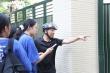 Thi lớp 10 ở Hà Nội: Thí sinh quên thẻ dự thi, dụng cụ môn Toán
