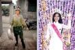 Ảnh Hoa hậu Đỗ Thị Hà mặc đồ nông dân lấm lem khiến dân mạng 'phát cuồng'