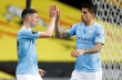 Vòng 37 Ngoại hạng Anh: Man City thắng tưng bừng, Arsenal bại trận