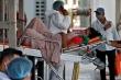 Ấn Độ ghi nhận kỷ lục 4.200 người chết do COVID-19 trong ngày