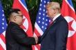 Tổng thống Trump nói 'đừng bao giờ coi thường' ông Kim Jong-un