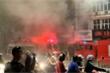 Hà Nội: Cháy lớn trên phố Tôn Đức Thắng, 4 người thiệt mạng