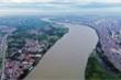 Quy hoạch 2 bên  sông Hồng: Hà Nội sẽ quay mặt vào sông Hồng để phát triển