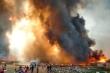 Trại tị nạn người Hồi giáo Myanmar ở Bangladesh cháy, 5 người chết