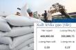 Ham xuất khẩu, nhiều doanh nghiệp 'bùng' bán gạo cho dự trữ nhà nước