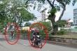 TP.HCM: Bức xúc cảnh 'quái xế' ngang nhiên chặn đường, đua xe giữa ban ngày