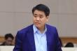 Bộ Công an: Ông Nguyễn Đức Chung bị đình chỉ công tác để điều tra 3 vụ án