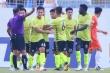 Đá nhạt nhoà, Hà Nội FC hòa may mắn SHB Đà Nẵng