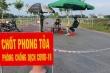 Ba mẹ con dương tính SARS-CoV-2, Hà Tĩnh cách ly y tế 8 thôn với gần 6.000 người