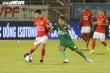 Vòng 4 V-League: Lee Nguyễn khai hỏa, Công Phượng tịt ngòi