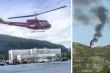 Rơi trực thăng ở Na Uy: Ít nhất 4 người thiệt mạng