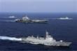Trung Quốc tập trận đồng thời 2 cuộc gần Hoàng Sa của Việt Nam