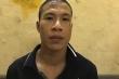 Khởi tố gã trai dùng dao cướp xe máy giữa trung tâm Hà Nội