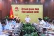 Chủ tịch Quảng Ngãi yêu cầu  lãnh đạo, phóng viên tự cách ly