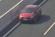 Xe hơi chạy ngược chiều ở làn nguy hiểm nhất trên cao tốc Hà Nội – Hải Phòng