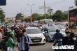 Ảnh: Dân nườm nượp đổ về sau nghỉ lễ Quốc khánh, cửa ngõ Hà Nội, TP.HCM kẹt cứng