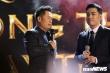 Ảnh: Ca sĩ Quang Hà gạt nước mắt, hát sung trên sân khấu chỉ còn đúng 3 nhạc cụ