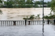 Hàng loạt thủy điện xả lũ, mực nước trên các sông ở Quảng Nam dâng cao