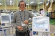 'Chúng tôi có thể giúp Việt Nam sản xuất 5.000 - 10.000 máy thở mỗi tháng'