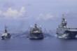 Hải quân Pháp, Australia tập trận chung ở Biển Đông