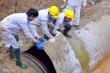 Vỡ đường ống, 2 vạn hộ dân Hà Nội thiếu nước sạch