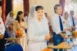 Hai đời chồng, danh ca Hương Lan 64 tuổi lại mặc áo cưới