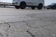 Dùng công nghệ Mỹ chữa nứt mặt cầu Thăng Long