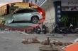 'Xe điên' tông chết nữ công an: Tài xế loạng choạng xuống xe, nằm vật ra vỉa hè