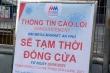TP.HCM phong tỏa tạm thời siêu thị Mega Market An Phú