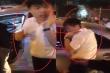 Gây tai nạn bỏ chạy, tài xế xe Camry bị dân đuổi đánh