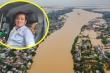 Ông Đoàn Ngọc Hải phá lệ nhận tiền ủng hộ đồng bào lũ lụt miền Trung