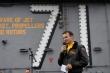 Hạm trưởng tàu sân bay Mỹ vừa bị sa thải nhiễm virus corona