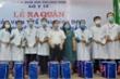 25 bác sĩ, điều dưỡng, kỹ thuật viên Bình Định hỗ trợ Đà Nẵng chống COVID-19