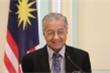 Ông Mahathir Mohamad được bổ nhiệm làm thủ tướng lâm thời sau khi từ chức