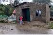 Hơn 30 ngôi nhà tại Lai Châu tốc mái sau mưa đá và giông lốc bất thường