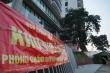 Ảnh: Cách ly khách sạn nơi bệnh nhân Nhật Bản dương tính SARS-CoV-2 tử vong