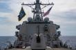 Trung Quốc lớn tiếng nói xua đuổi chiến hạm Mỹ áp sát Hoàng Sa