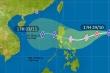 Video: Dự báo đường đi phức tạp và khó lường của siêu bão Goni