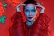 H'Hen Nie hoá thân mỹ nữ trong tranh Đông Hồ