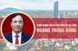 Infographic: Sự nghiệp tân Bí thư Tỉnh ủy Hà Tĩnh Hoàng Trung Dũng