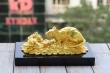 1.000 tượng chuột mạ vàng phục vụ khách chơi Tết Canh Tý 2020
