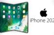 Lộ bằng sáng chế cho thấy Apple định sản xuất iPhone nắp gập