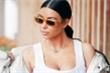 Học cách phối đồ chất như Kim Kardashian để che ba vòng 'quá khổ'