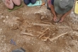 Chiến binh lực lưỡng chôn cùng gươm quý trong mộ cổ 1.400 tuổi