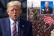 Ông Trump ban bố tình trạng khẩn cấp ở Washington trước lễ nhậm chức Biden